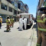 Terrible explosión en Villas del Dorado